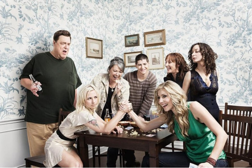 ryanrussell:  This Roseanne reunion photo rules.