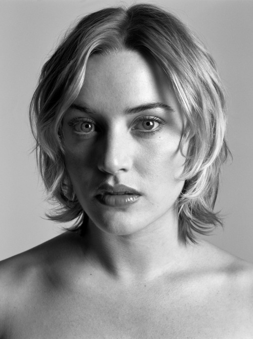 bohemea:  Kate Winslet by Mark Abrahams