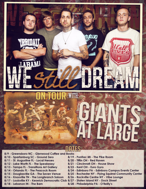 our summer tour!