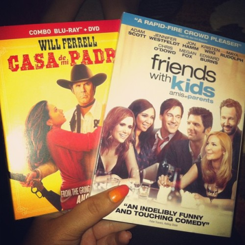 Aww yeah! #movies (Taken with Instagram)