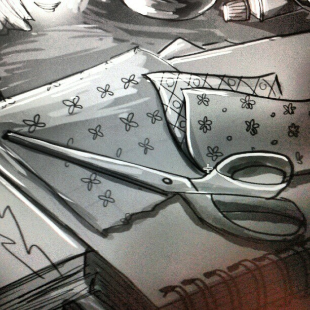 Still #wip 'ing (Taken with Instagram)