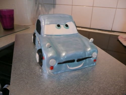 Finn McMissile from Disney Cars 2 (by clare bear 15)
