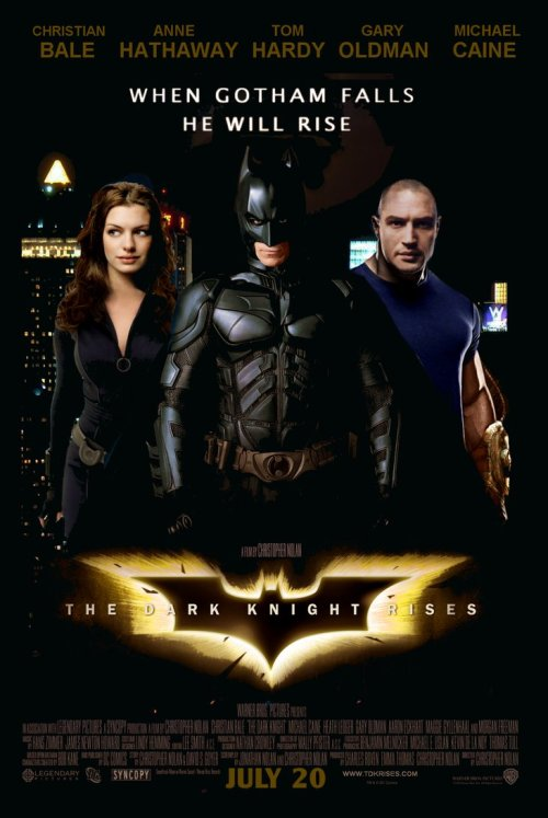 "aaronmoles:  The Dark Knight Rises Pre-Reviewby Aaron Moles ""I love this movie, even though I haven't even seen it yet.""- Me The Dark Knight certainly Rises above all expectations in this fun-filled, gritty, serious, adventurous, violent and kid-friendly take on the character that has entertained people in comics since the 1900's.  And let me tell you, if you think 2008's The Dark Knight was the shit, you ain't seen nothin' yet.  And neither have I because I really haven't seen it yet, but I will at midnight on Friday and I 100% guarantee beyond any doubt in my mind, I am going to completely lose my fucking mind. Tom Hardy is going to be awesome as Bane.  While he won't quite have the charm of Heath Ledger's Joker, his physical presence on-screen will intimidate the hell out of audiences.  Whenever Bane's around, some people are going to get seriously fucked up and their faces are going to get fucking crushed because Bane's all strong and shit and he can totally kick Batman's ass.  And don't get me started on Anne Hathaway as she purrs her way into the role of Catwoman.  She's going to be rubbing herself up against audience's everywhere looking for attention as she chases that Oscar Mouse.  Can The Cat catch The Bat?  That sounds like a question only The Riddler can solve. But most of all, the performance that's going to steal the show is going to be Joseph-Gor-don-Levit-t as Detective Goodcop, who's going to seriously steal the show when he becomes Joker 2 in the third act.  SPOILER ALERT.  Oops, too late. Doesn't matter, though, because it's impossible to spoil a movie that's absolutely guaranteed to be balls-out-fucking-so-good-your-eyes-will-explode.  You could seriously watch this movie ten times in IMAX and your brain will need its Dark Knight Rises fix moreso than the blue meth (Breaking Bad shout-out, yo!). Listen, again, I haven't seen this movie, so I might be wrong about some things, but I really don't think I am.  Hopefully, you've already purchased a ticket to see it at midnight so you can talk about it with all of your cool friends in front of the assholes who haven't seen it yet this weekend.  If you haven't bought tickets yet, you're probably screwed since it's probably going to be sold out for the next three months. (Check stubhub, though, maybe you'll get lucky) But yeah, I'm guaranteeing you'll enjoy it because I already enjoy it.  In fact, I don't even have to see the movie now I love it so damn much. Anyone want my ticket? Sorry.  I'm going to see it this Friday.  Again.  For the first time, I mean."