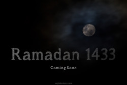 Wish you all a blessful Ramadan..