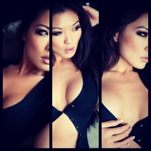 Oldie but one of my fav shoots… #stephly #asian #mystery (Taken with Instagram)