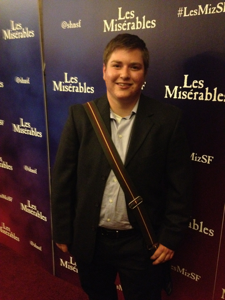 Les Miserables= An amazing night at the theatre!!