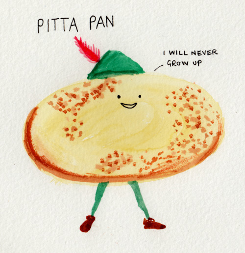 laughing. via laughingsquid:  Pitta Pan