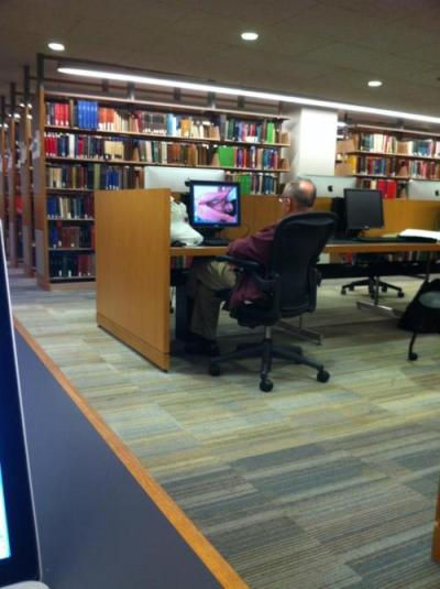 masturbationvacation:  just doing research at the library