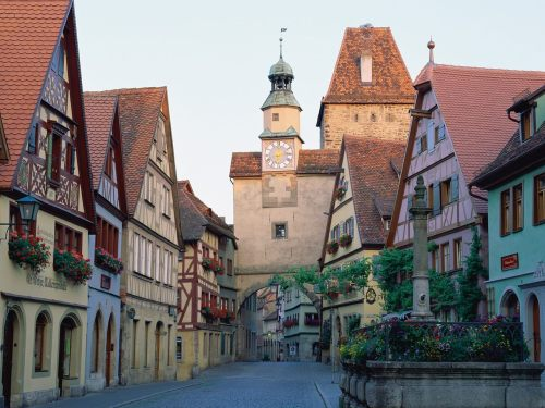 Rothenburg, Bavaria