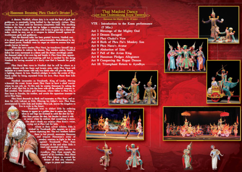 """Khon, Thai Masked Dance at Sala Chalermkrung"" aims to instill love and appreciation for national heritage among Thais. You can follow this link for more information www.salachalermkrung.com"
