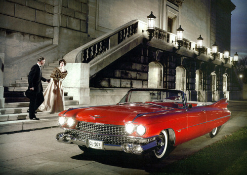 1959 Cadillac Convertible  by coconv on Flickr.1959 Cadillac Convertible