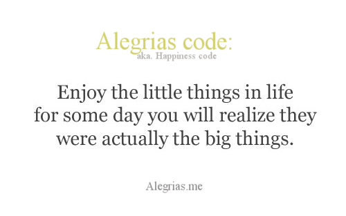 "alegrias-me:  Alegrias In Spanish, the word ""alegrias"" means happiness, joy, and gladness. Whether you are a guy or a girl, who's struggling in love or life, I hope these posts will inspire you to find your happiness."