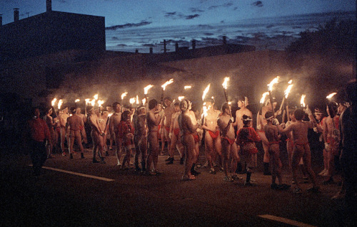 Akabira fire festival 3 by threepinner on Flickr.