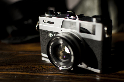 WOOO, my, uh, 'new', Canonet JUST turned up in the mail. Can't fucking wait to get some film in it and get onto the streets. Does anyone have one of these and reckon you have any tips? Just message me if you do, cheers :)