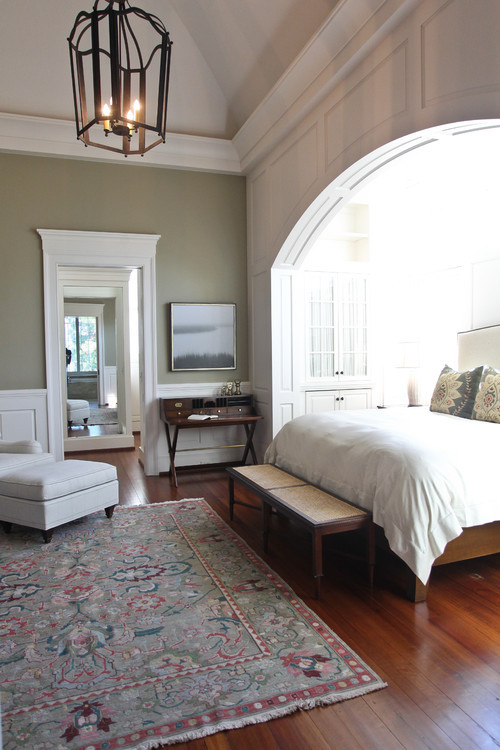 georgianadesign:  Charleston bedroom by Margaret Donaldson Interiors.
