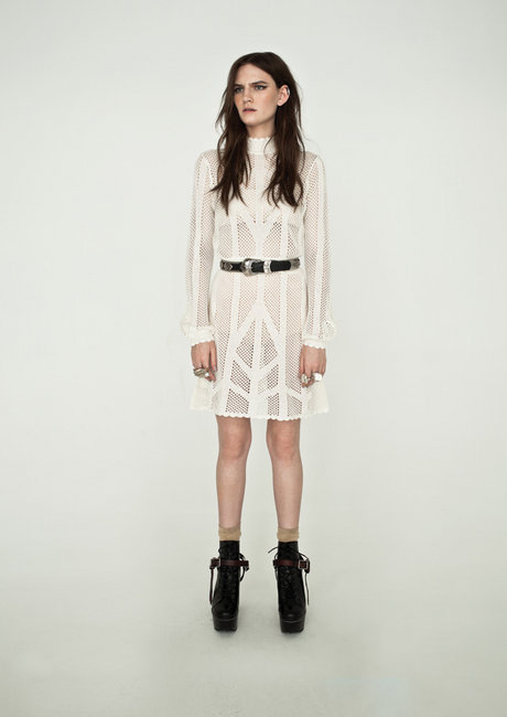 Something Else Spring 2012 Lookbook. Including pieces from the collaboration with Julie Verhoeven as previewed in Oyster #99.