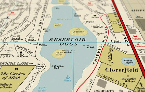(via Creative Review - Dorothy's Film Map)