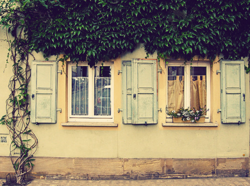 the windows in Bamberg :) by sma_kee on Flickr.