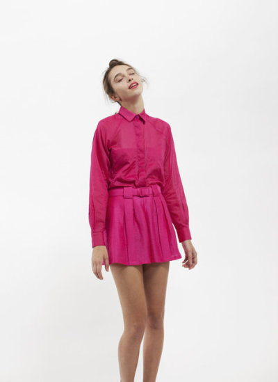 Dress Up SS13 Lookbook Shot by Rene Vaile