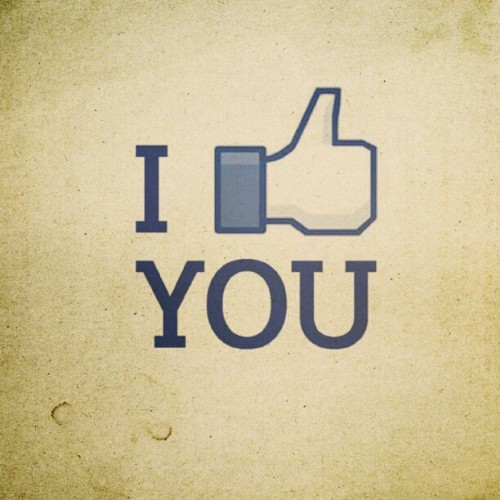 I like you♥ (Taken with Instagram)