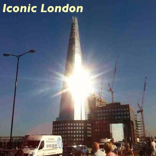The 6th finalist of this months iconic London contest is @kyrstie with this lovely picture of The Shard shining bright! please keep tagging your summer pictures… #iconiclondon2012july for a chance to win an @olloclip! (Taken with Instagram)