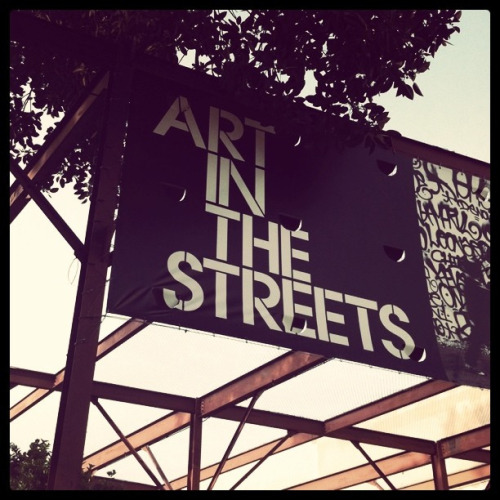 Art in the Streets by olasis on Flickr.