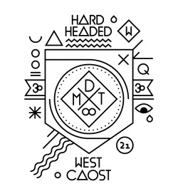 yourlogoisnothardcore:  Your esoteric coat of arms is not hardcore.
