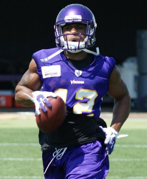 Percy Harvin a bargain for Minnesota Vikings