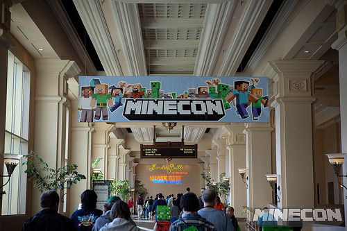 MORE NEWS FROM LYDIA! We are just about finalized with the MineCon contract. We have an announcement video all ready for you. It will go up within a week and you'll find out the location and month! Then registration will go live within the next two weeks (hopefully). Super excited to announce that we applied and were accepted to do our own PAX Prime Panel. After Notch: The New Minecraft Team will feature Jens and the Bukkit team talking about what's happened with Minecraft since Jens became the lead developer and where they see things going from here. As soon as we get confirmation of the date/time we will let you know. The AWESOME thing is the panel will be live-streamed too! So ALL of you can watch it. Also our booth is going to be AMAZING!!!