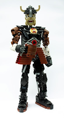 (via MOC: Ragnfast, a viking warrior | Cyclopic Bricks)