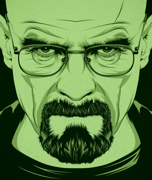 Walter White via gillesdc