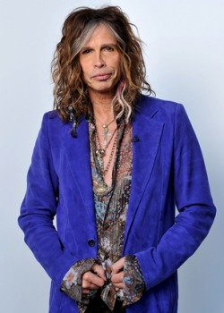 "Did you know Steven Tyler's license plate is ""OH YEAH""?  Coincidentlly that's the title of one of the tracks from Aerosmith's upcoming album Music from Another Dimension!"