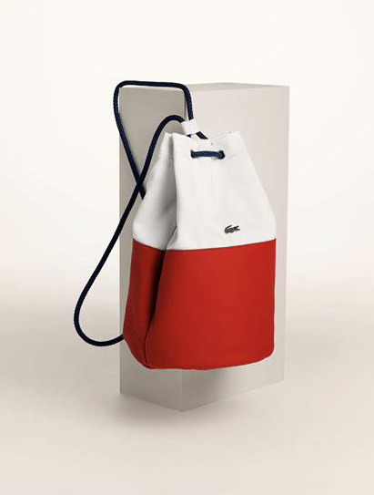 Lacoste Spring-Summer 2012 Leather Goods Collection