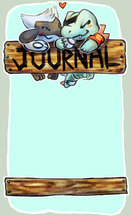 how the journal looks now: http://fav.me/d57sws0 YAYYYYYY!!!!!!  SleeplessTotodile was kind enough to fix the codes for me and it is now PERFECT!!! Thanks SO much!!! I will have to draw something for ya in return!!! THIS RULES!