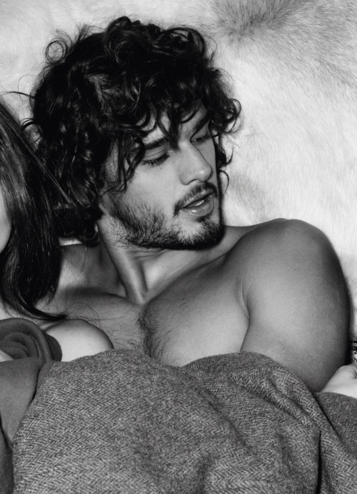lovingmalemodels:  Marlon Teixeira for Scapa Sports