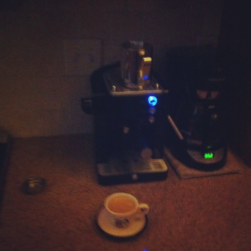 Expresso (Taken with Instagram)