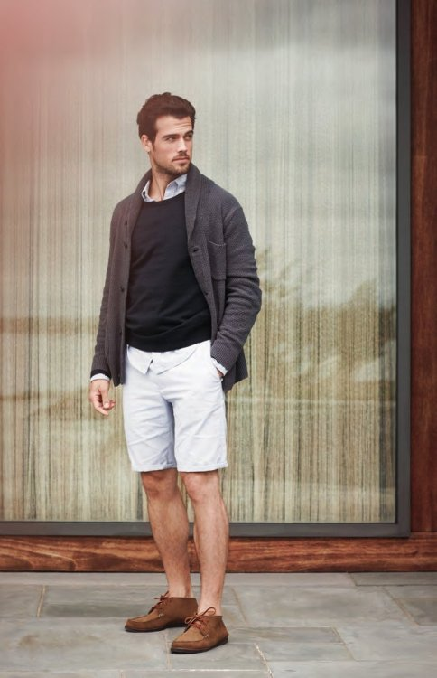 "Thomas Beaudoin [1] Menswear | Club Monaco Spring/Summer 2012 ""Liika"" @Bellazon"