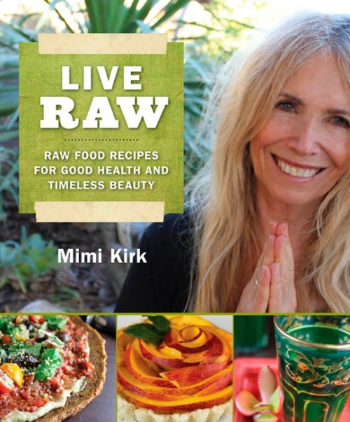 Taking raw food to the next level I've owned a lot of raw recipe books before, and the most frustrating thing is that they usually all start out at the beginner level. What I'm enjoying so much about Mimi Kirk's book Live Raw is that it's focused on taking your raw food preparation to the next level, so that you can stay on this lifestyle long-term. There are so many recipes from this book I want to try! One thing that's holding me back is that I don't have a dehydrator. I've always wanted one, and I know it would make a difference with my ability to stay raw, but there are a few problems.  It's expensive. I know the dehydrator I would get and it's around $500. Not cheep.  It takes up a lot of counter space. I don't live alone, I live with a family who eats a standard american diet. So counter space is limited and I've already brought a juicer and a vita-mix into the kitchen.  So while I'm hoping I can get a dehydrator soon, for now I'll just have to keep looking at these recipes and wishing.  Do you have a dehydrator? Does it help you with staying raw?