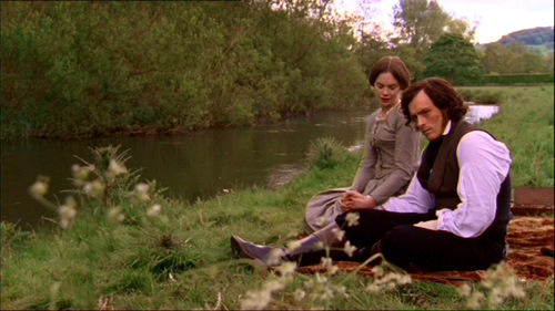 My favourite adaptation of Jane Eyre, the 2006 BBC drama series.