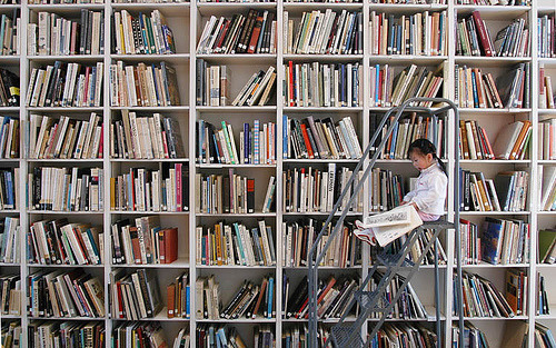 So refreshing: an increase in bookstore sales. theparisreview:   Bookstore sales had their strongest month of 2012 in May, rising 5.7%, to $1.09 billion, according to preliminary estimates released by the U.S. Census Bureau. The increase followed a 4% gain in April and pulled bookstore sales in 2012 even with sales in 2011 for the first five months of the year. Sales in the period were $5.94 billion.Retail sales in general were up 7% in May and 7% for the first five months of the year.   Hooray! (Source: Publishers Weekly)