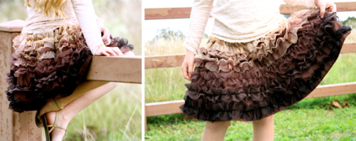 classymissmolassy:  Can Can Skirt Tutorial. ($ pdf pattern)