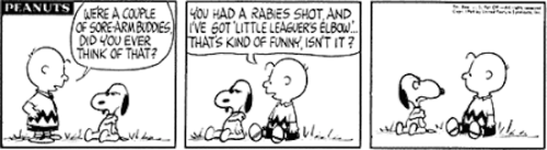April 8, 1964 — see The Complete Peanuts 1963-1966
