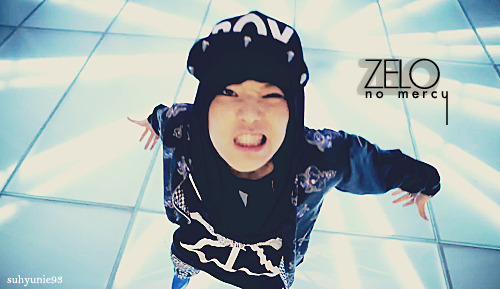 This so cute!! ><! Choi Junhong - Don't mess with me!! kkk