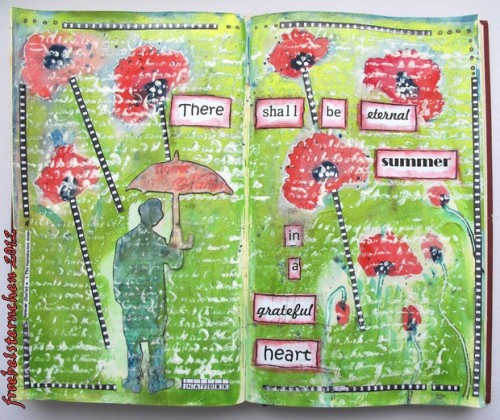 artjournaling:  http://art-journal-journey.blogspot.co.at/