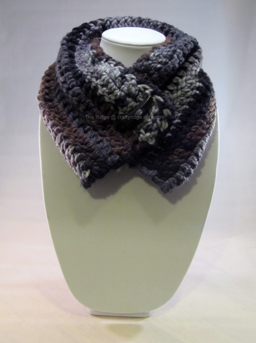 Now available at Crafty Ridge on Etsy...the super soft and cuddly Neck Wrap by Crafty Ridge…and don't forget to check out Crafty Ridge on Facebook for fun and unique handcrafted items by me :)