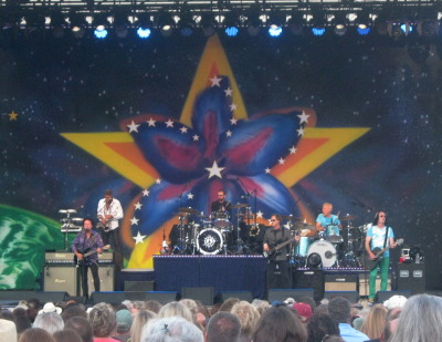 Amazing concert last Saturday!   RINGO STARR and his ALL STARR BAND  Includes: Ringo Starr, Richard Page, Steve Lukather, Todd Rundgren, Gregg Rolie, Mark Rivera, and Gregg Bissonette.