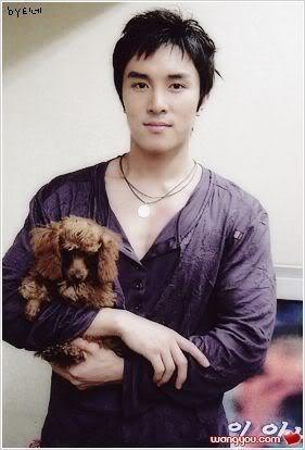 kpop-cookie:  Kim Dongwan & Goguma  - the cutest thing ever!!!