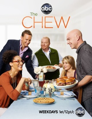 I am watching The Chew (Talk Show)                                                  71 others are also watching                       The Chew (Talk Show) on GetGlue.com