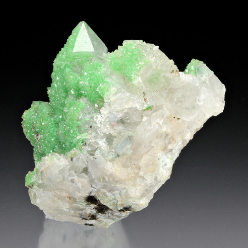 zencoma:  Malachite & Quartz