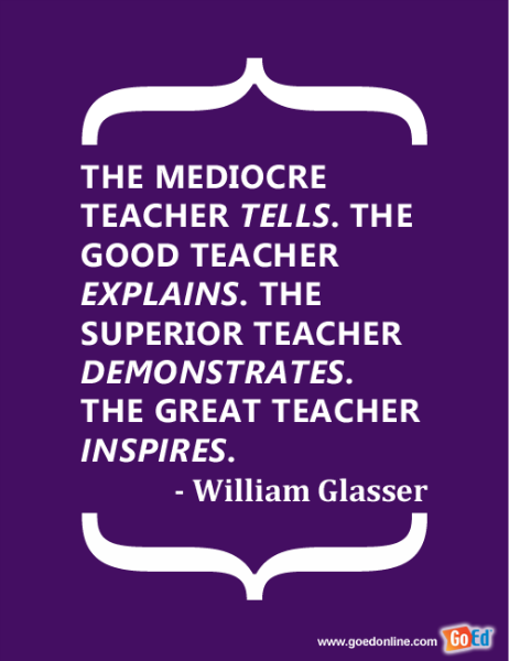 goedonline:  (via GoEd Online)What kind of teacher are you?